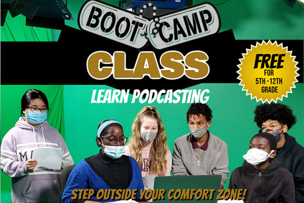 Podcasting Boot Camp