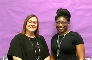 Ms. Keiper and Ms. Richards-Betts