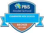pbis model school ribbon