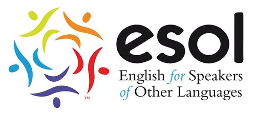 ESOL - English for Speakers of Other Languages