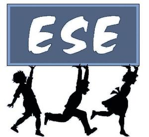 ESE with children logo