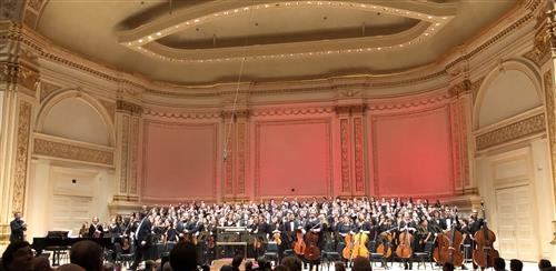 East Lake performs at Carnegie Hall