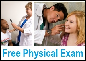 Free Physical Exam