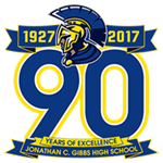 1927 to 2017, 90 years of Excellence, Gibbs HS