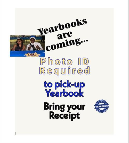 yearbooks are coming