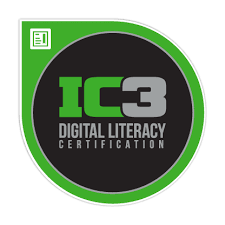 IC3 SPARK DIGITAL LITERACY CERTIFICATION ICON