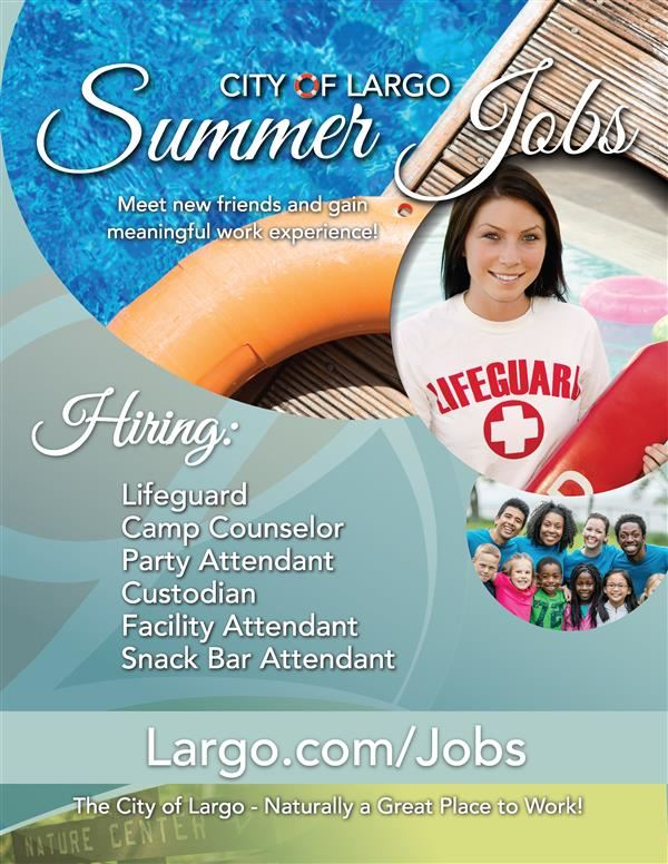 City of Largo Job Opportunities