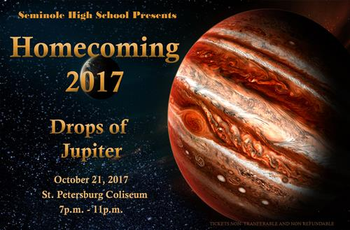 Homecoming 2017 - Oct 21 7-11pm