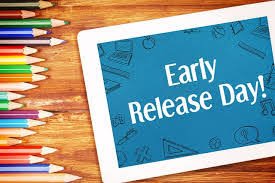 Student Early Release-May 29th 12:45pm