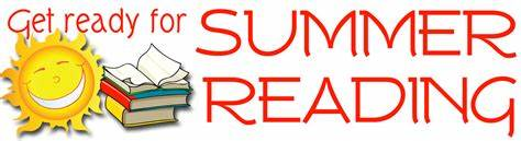 Summer Reading-Don't Miss Out