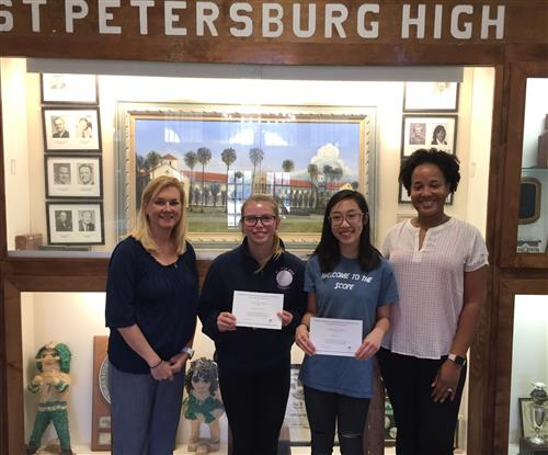 2019 National Merit Finalists