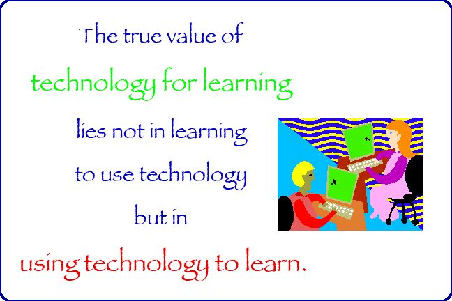 tech for learning
