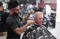 Barbering program video