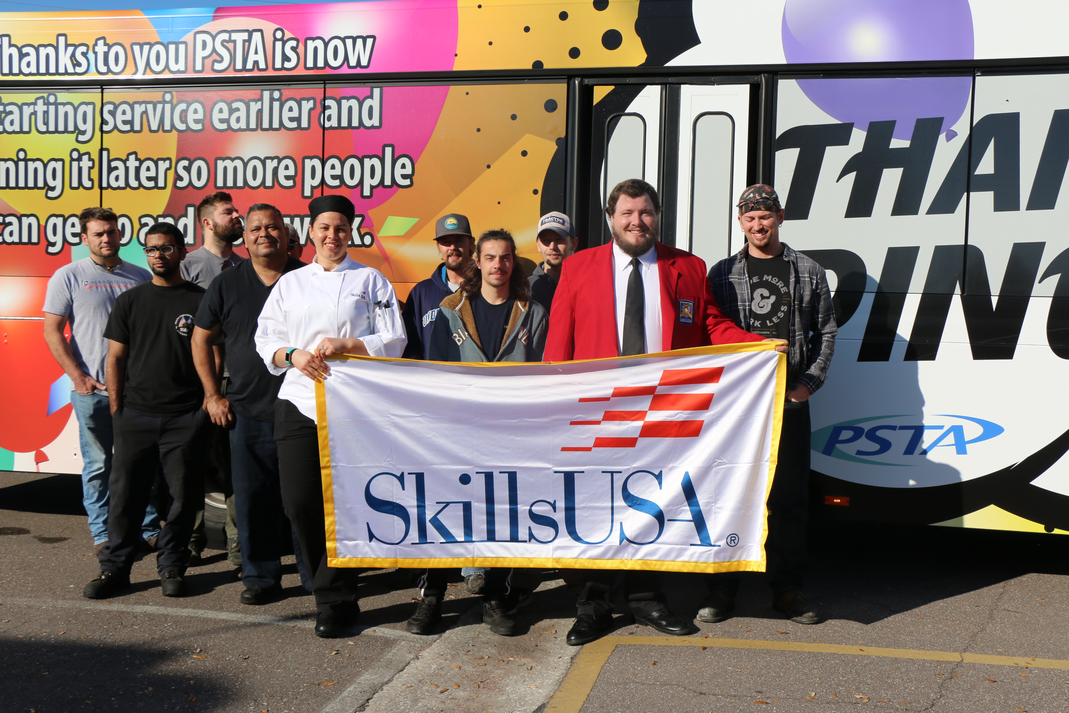 SkillsUSA and Student Council