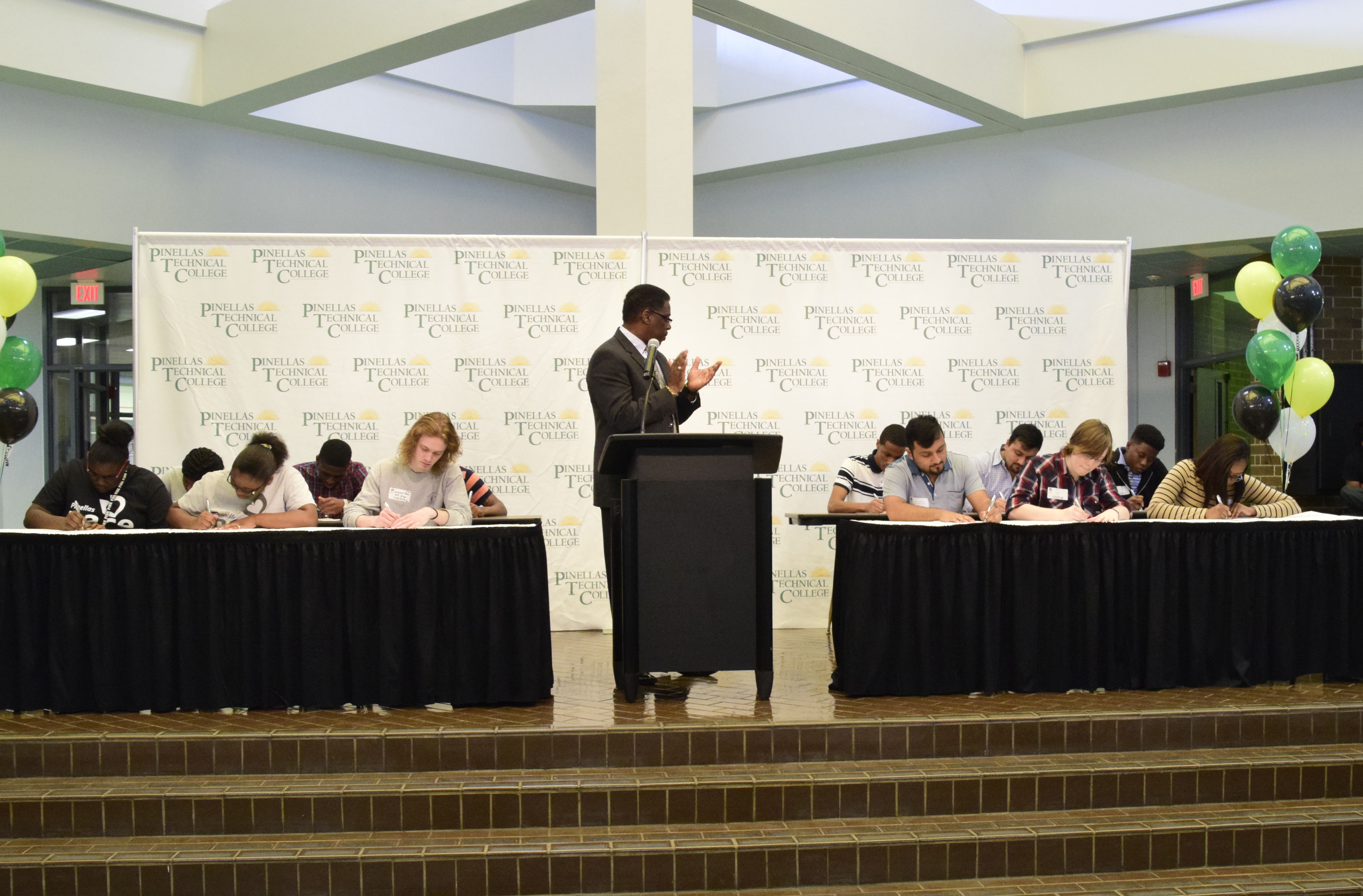 st pete signing day
