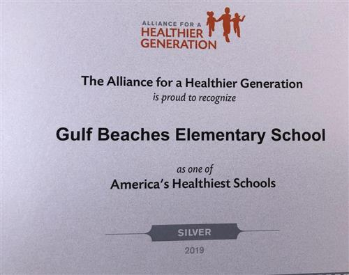 America's Healthy School Award