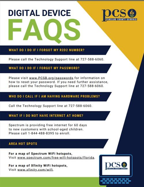Digital Device FAQS
