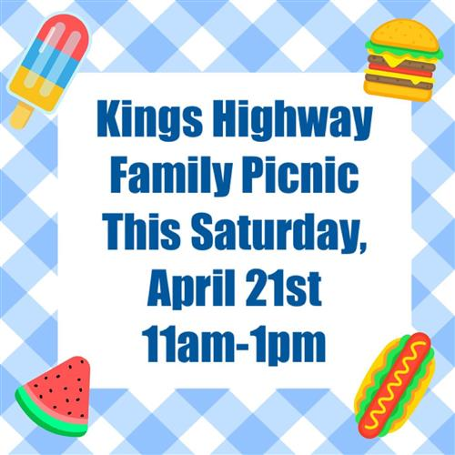 Kings Highway Family Picnic