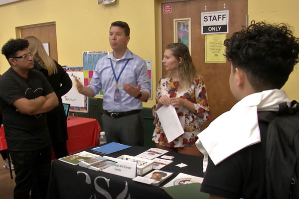 ESOL Career Day