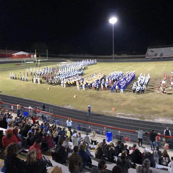 FBA Marching Band Competition