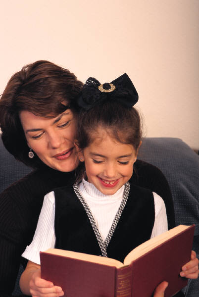read with child