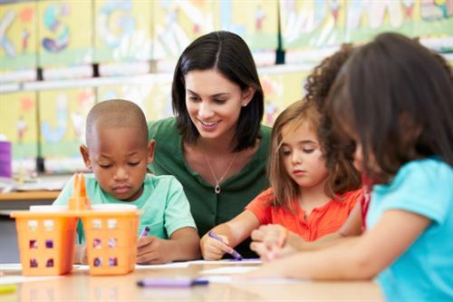 Voluntary Prekindergarten students