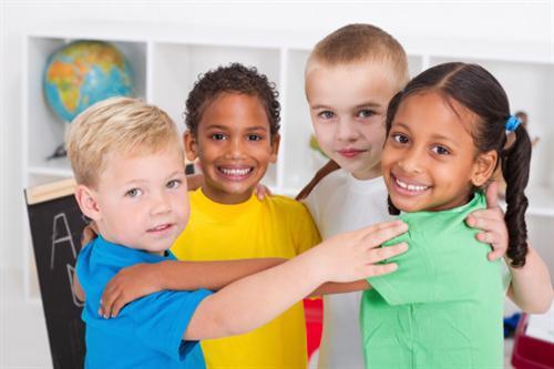 Prekindergarten 3 students