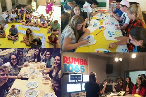 Spanish Summer Immersion Camp