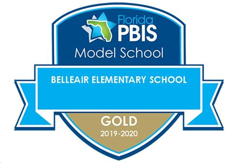 Florida PBIS Model School - Gold 2019-2020