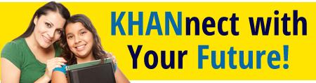 Khannect with your future!