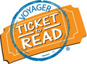 Ticket to Read logo.