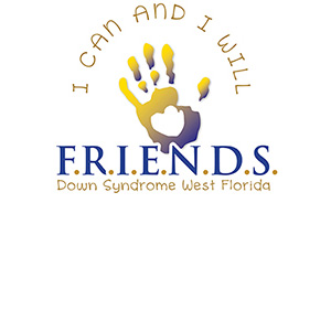 F.R.I.E.N.D.S. Down Syndrome West Florida logo