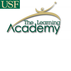 Learning Academy at the University of South Florida  logo