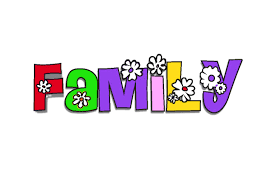 "Word art of the word ""Family"""