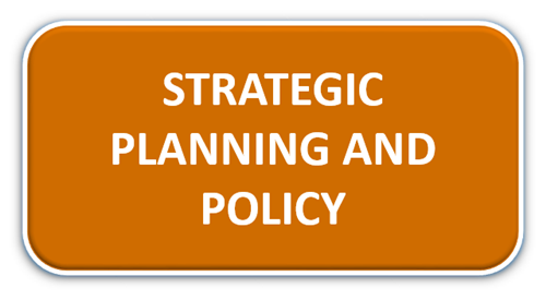 Strategic Planning and Policy
