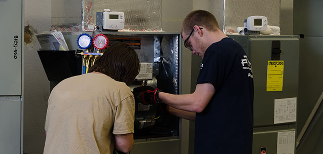 Air Conditioning, Refrigeration, and Heating Technology