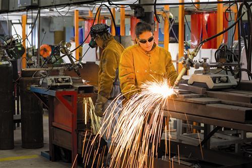 Programs / Welding Technology