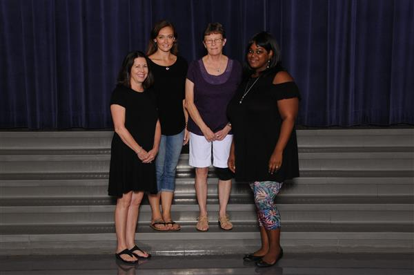 Fifth Grade Staff