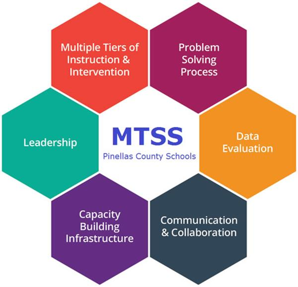 MTSS Pinellas County Schools - MTSS for system-level and school-level improvement