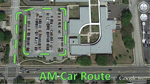 Car Route AM Image