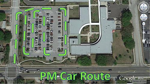 Car Route PM Image