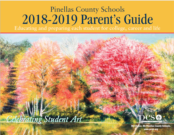 2018-2019 Parent's Guide cover