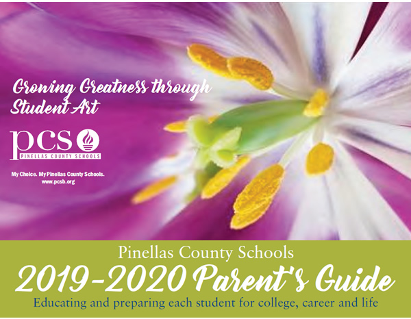 2019-2020 Parent's Guide cover