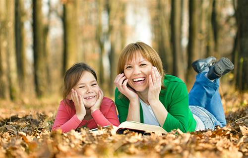 Family Engagement Resource Roundup - Fall Family