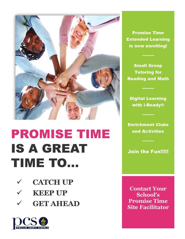 Promise Time Poster