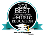 2021 Best Communities for Music Education