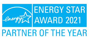 ENERGY STAR Award 2021 Partner of the Year