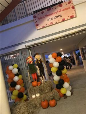 Fall Festival Welcome