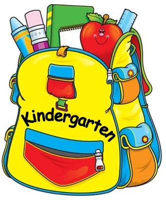 Image result for kindergarten supply clipart