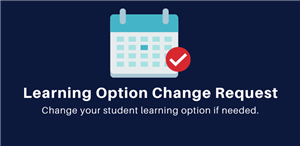Change of Learning Option